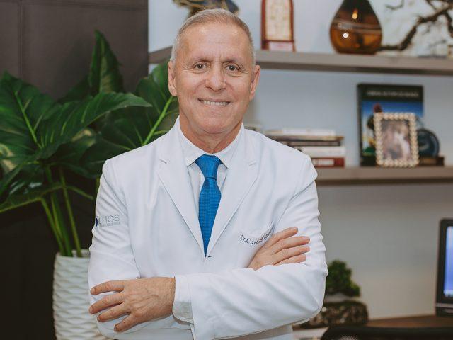 Dr. Carlos Figueiredo inaugura hoje um dos hospitais mais modernos do Brasil - D'Olhos Hospital Dia