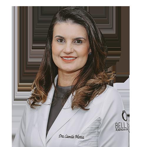 Dra. Camila Lopes França Motta - D'Olhos Hospital Dia
