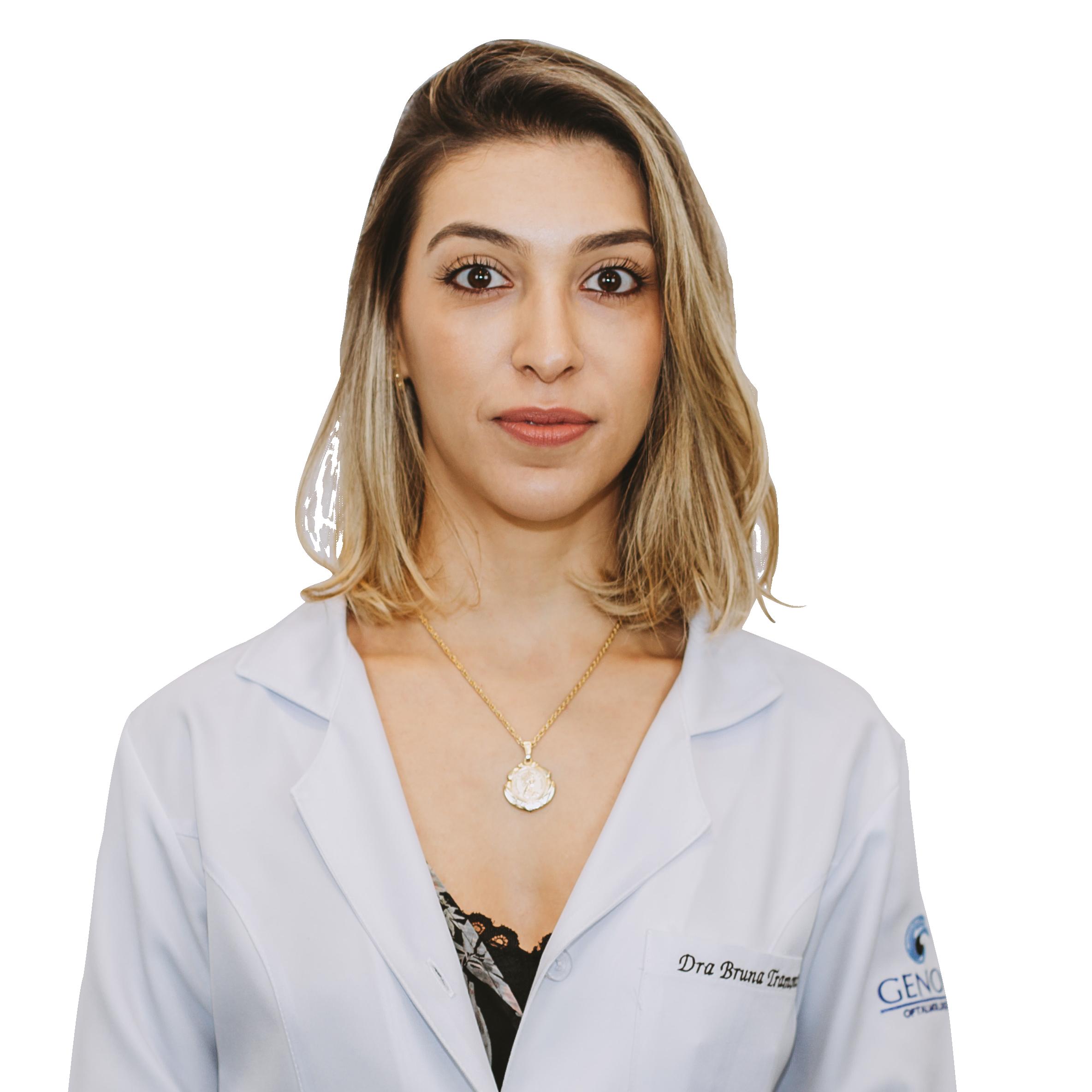 Dra. Bruna Tramonte - D'Olhos Hospital Dia