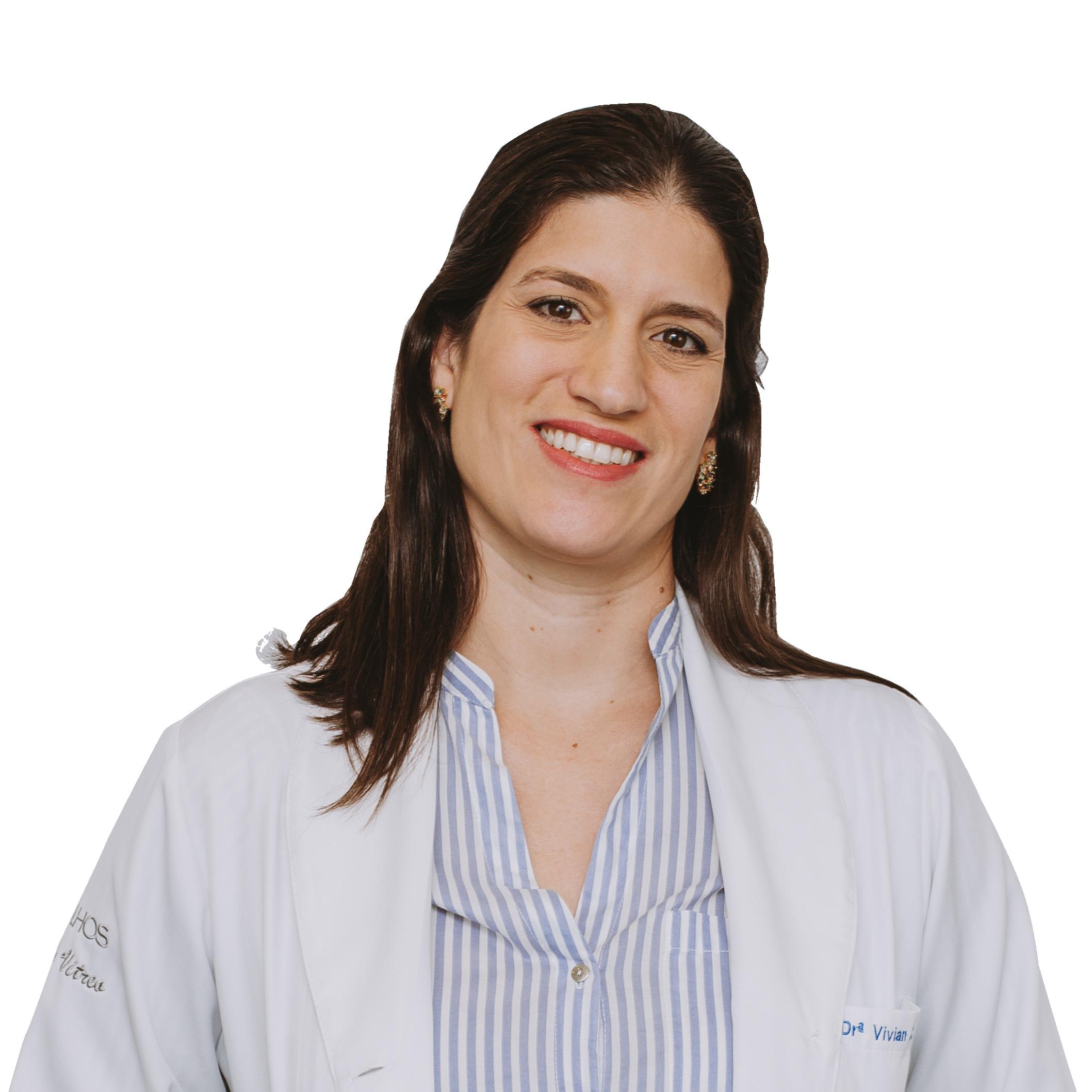 Dra. Vivian Saes - D'Olhos Hospital Dia