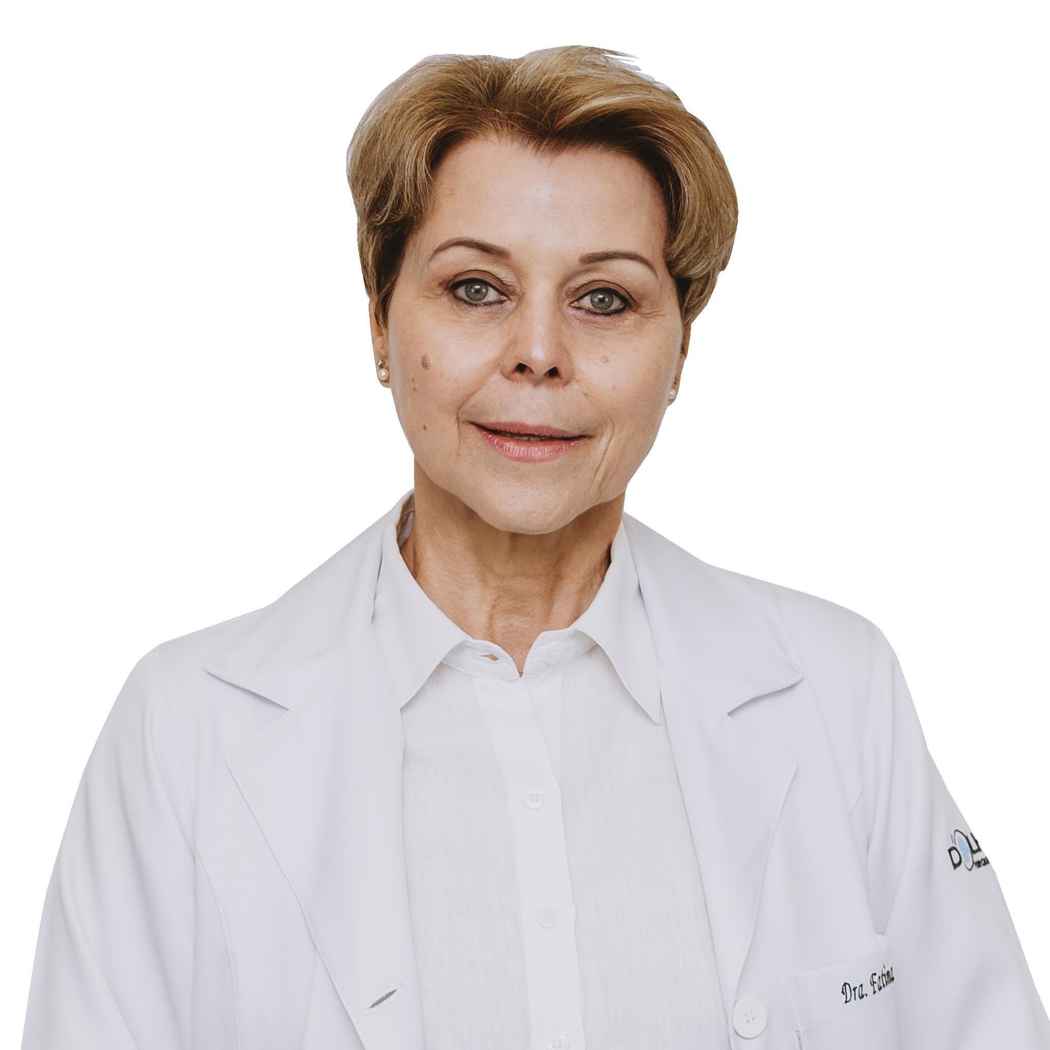 Dra. Fátima Bordin - D'Olhos Hospital Dia