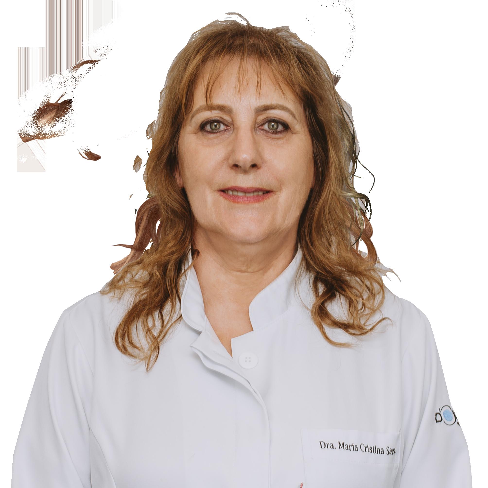 Dra. Maria Cristina Saes - D'Olhos Hospital Dia