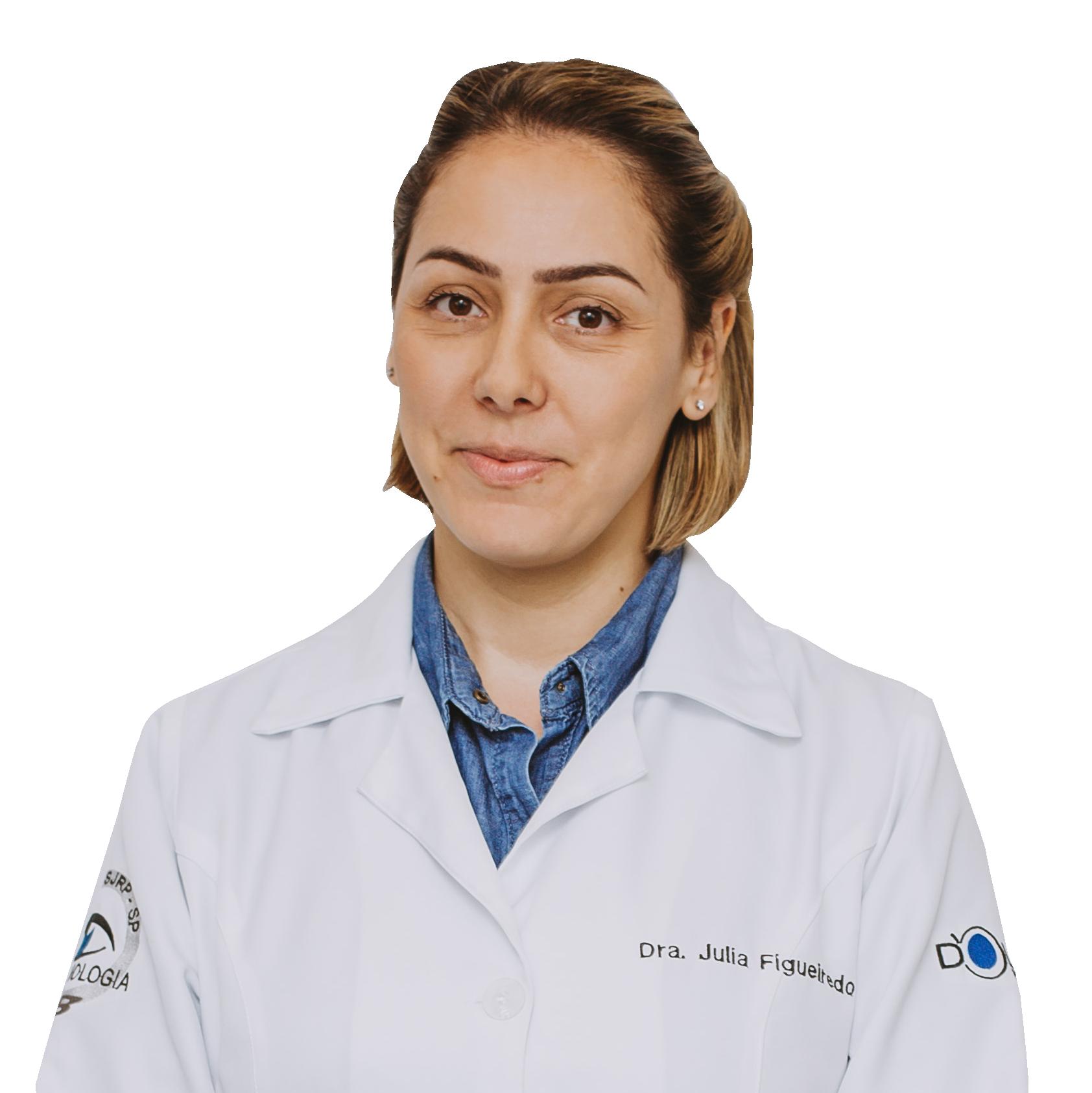 Dra. Julia Figueiredo - D'Olhos Hospital Dia