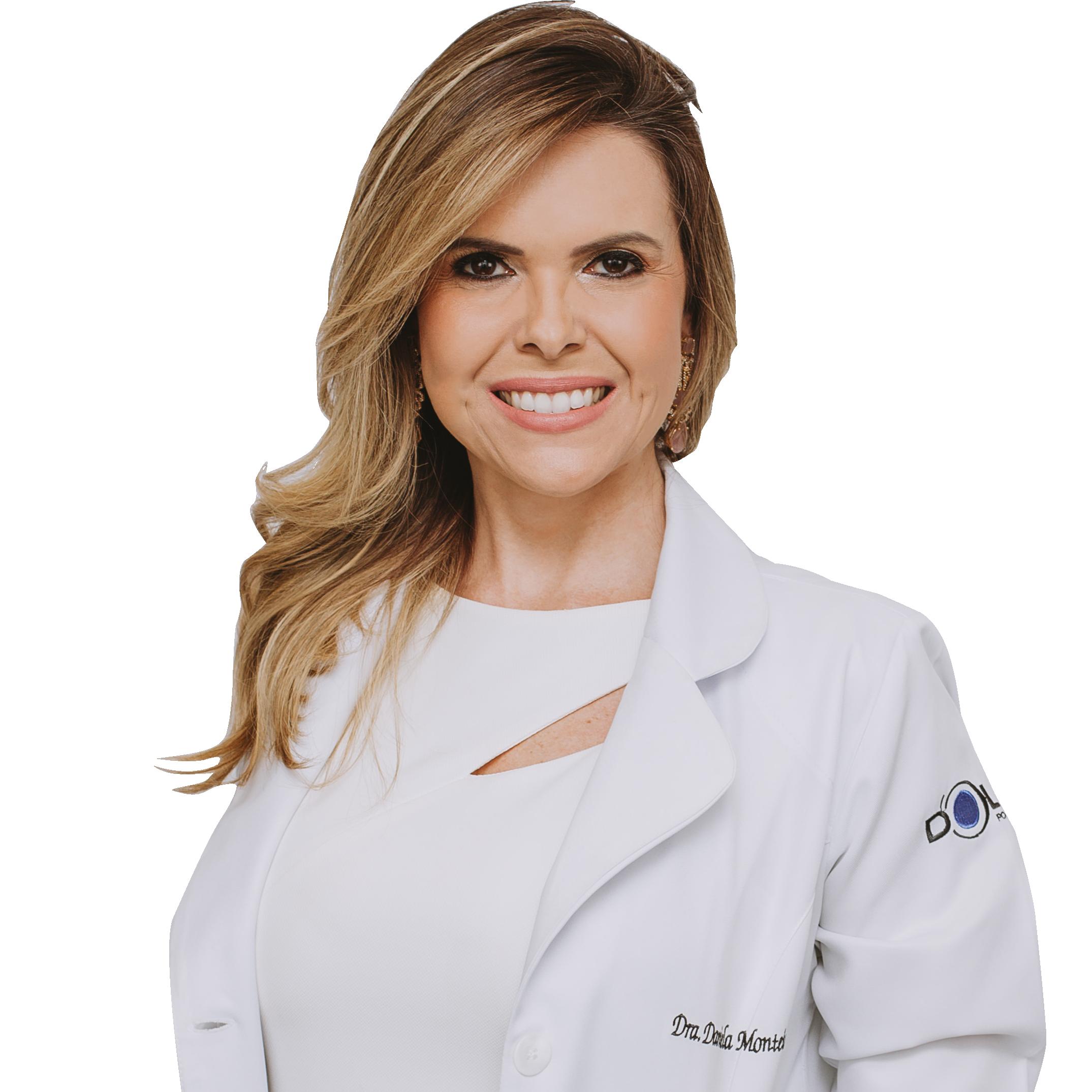 Dra. Daniela Monteiro de Barros - D'Olhos Hospital Dia