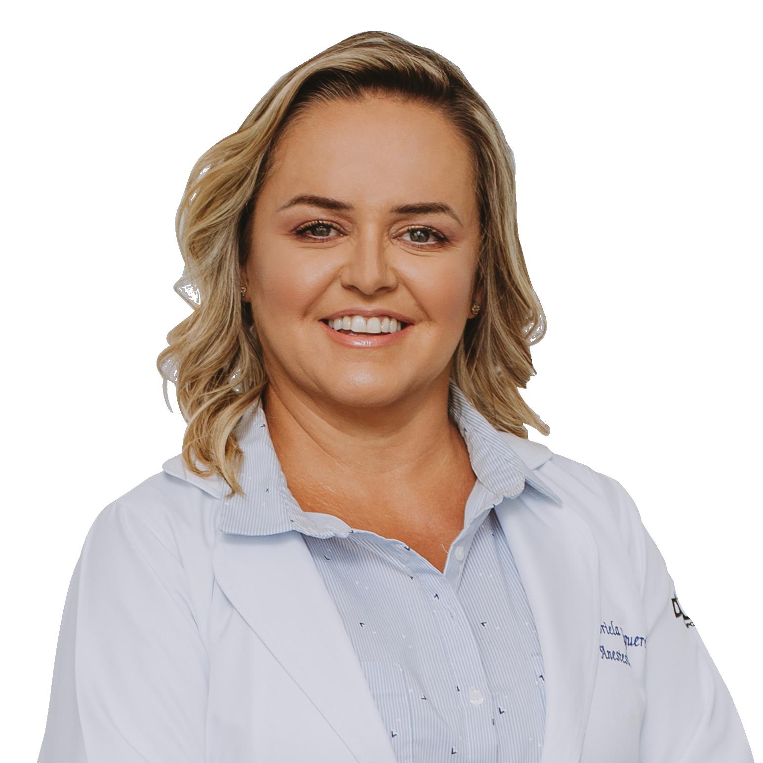 Dra. Gabriela Figueiredo - D'Olhos Hospital Dia