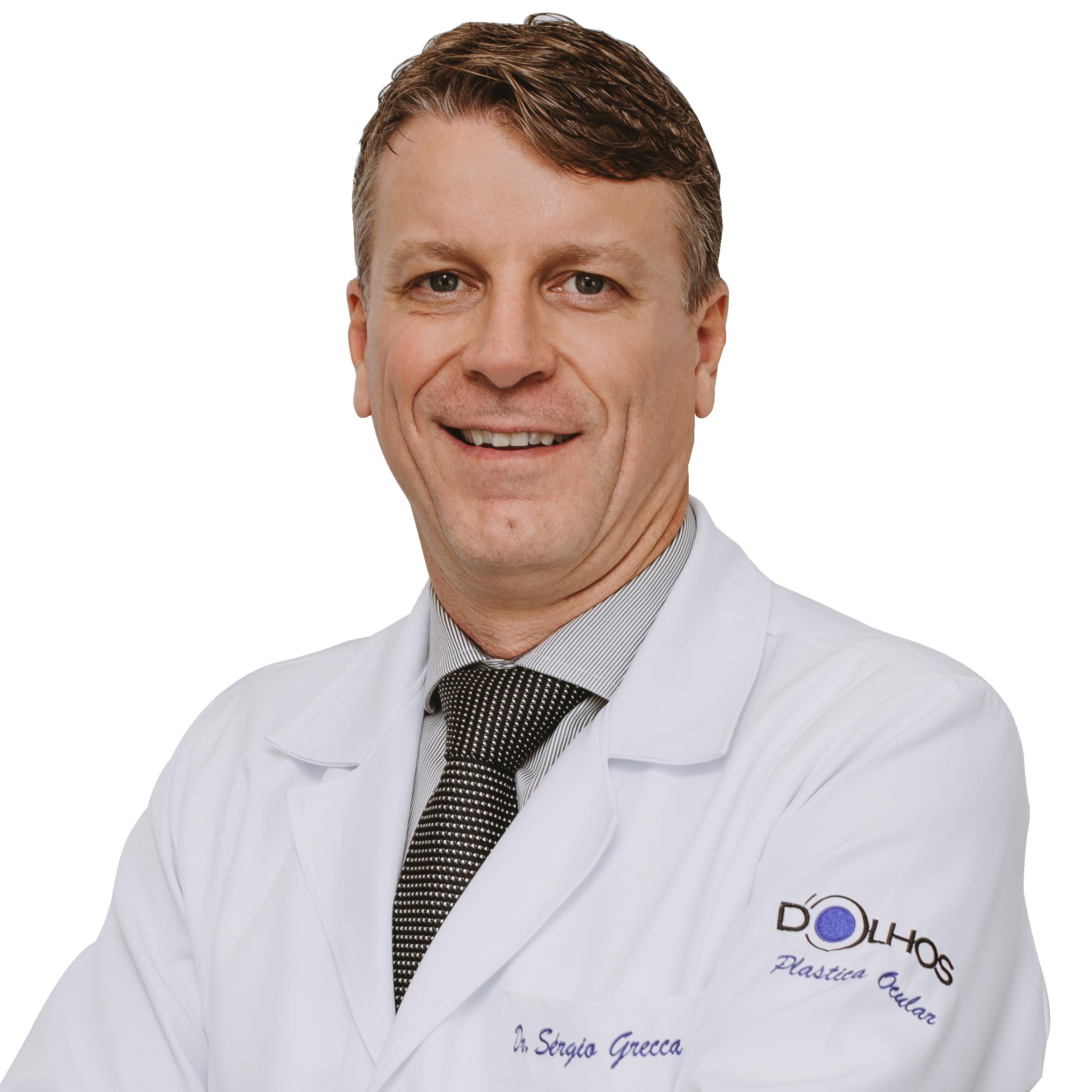 Dr. Sérgio Grecca - D'Olhos Hospital Dia