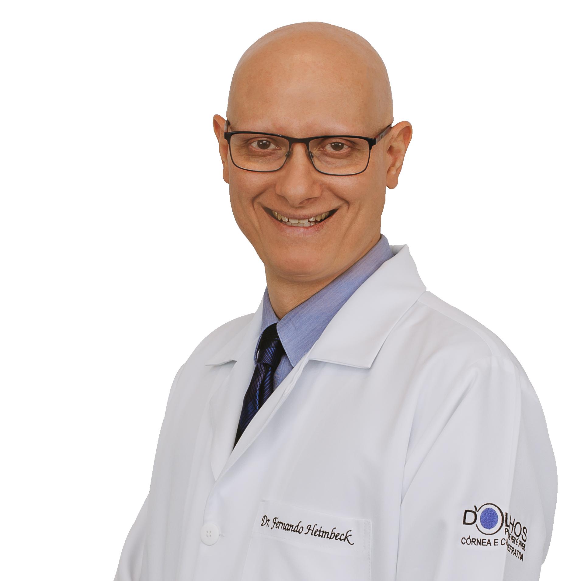 Dr. Fernando Heimbeck - D'Olhos Hospital Dia