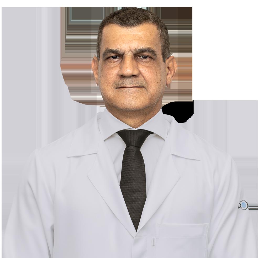 Dr. Ulisses Tarraf - D'Olhos Hospital Dia