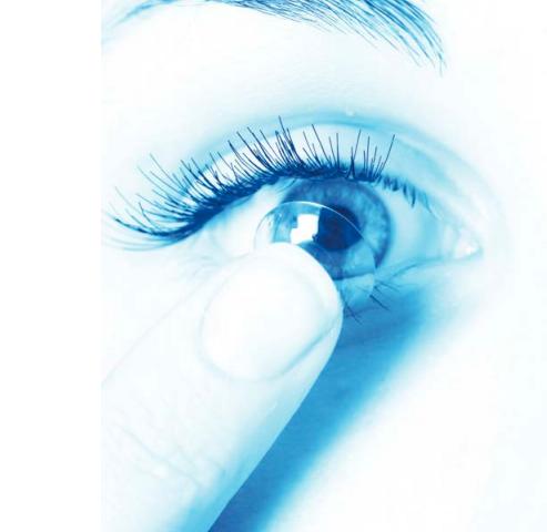 Ameba transmitida por lente de contato pode levar à cegueira - D'Olhos Hospital Dia