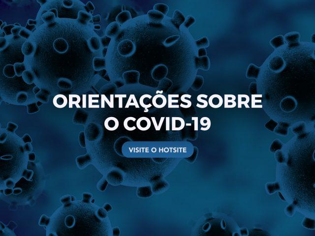 D'Olhos Hospital Dia manterá página de notícias verificadas sobre o COVID-19 - D'Olhos Hospital Dia