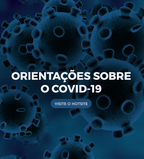Orientações sobre o COVID-19