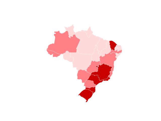 Pandemia de Coronavírus (COVID-19) no Brasil [Mapa dinâmico] - D'Olhos Hospital Dia