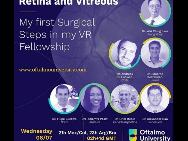 Retina and Vitreous - D'Olhos Hospital Dia