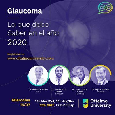 O que devo saber sobre Glaucoma em 2020 - D'Olhos Hospital Dia